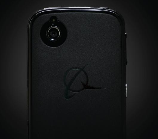 Boeing Black Smartphone with high Security and Modularity goes official, not for us