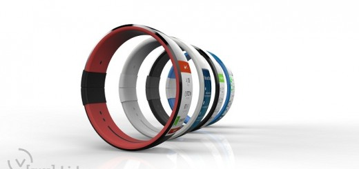 New iWatch Concept with wider Display and Vertical UI looks cool