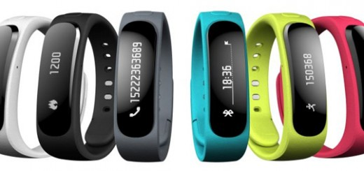 Huawei TalkBand B1, a Smartwatch doubles as Bluetooth Earpiece