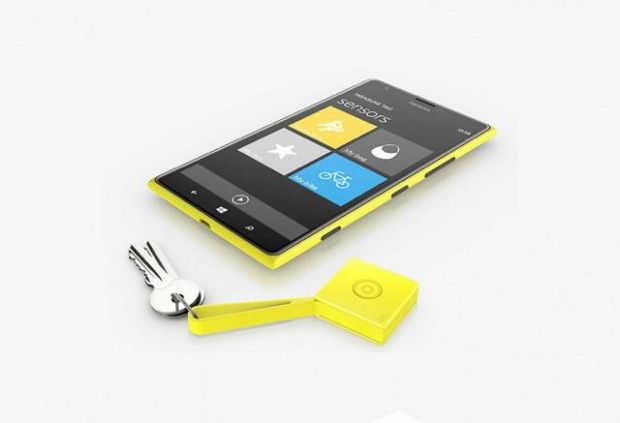 Nokia Treasure Tag Accessory For Lumia Devices launched; pricing $30