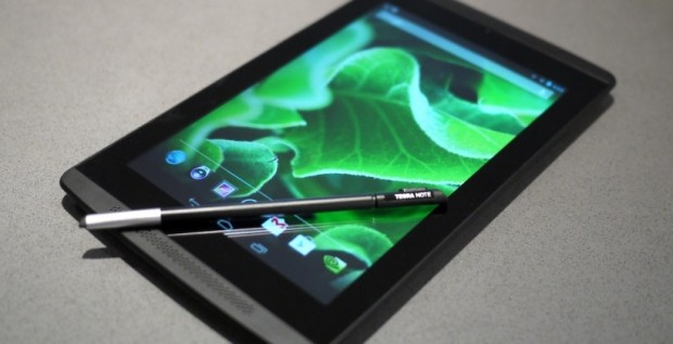 NVIDIA Tegra Note 7 LTE with Stylus announced; Specs and Price