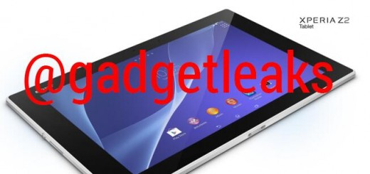 More Images of Xperia Tablet Z2 surfaced with Specs