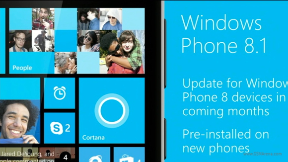 Windows Phone 8.1 Release Date confirmed