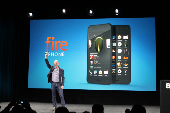 Amazon Fire Phone goes official; Specs, Price and Availability