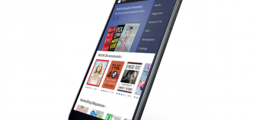 Barnes & Noble announces Samsung Galaxy Tab 4 Nook