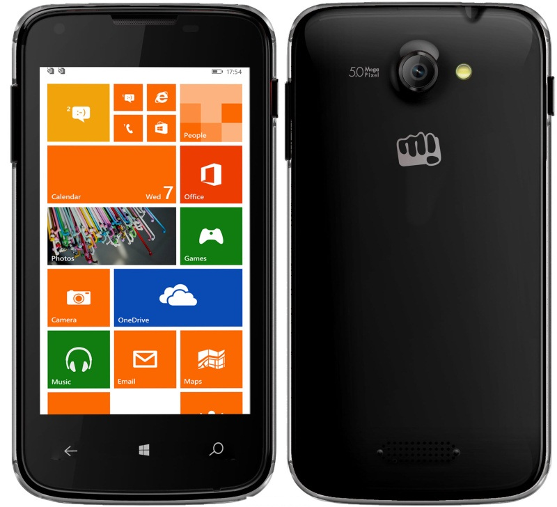 Micromax Canvas Win W092 Full Specs