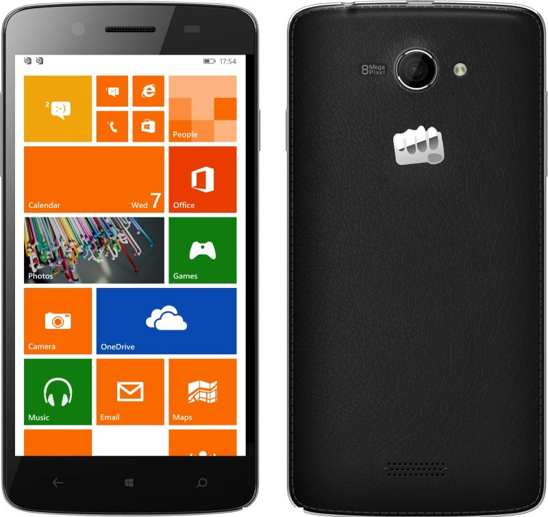 MICROMAX CANVAS WIN W121 full Specs