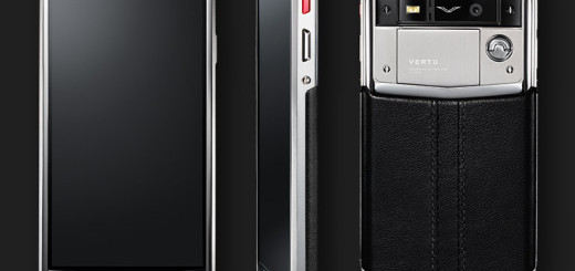 Vertu unveils Signature Touch with Quad-core Processor & Olufsen sound