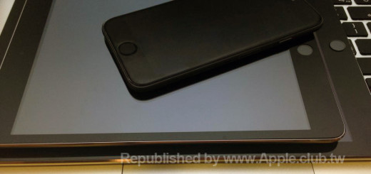 iPhone 6 along with iPad Air 2 and mini 3 spotted; featuring Touch ID