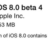 Apple releases iOS 8 beta 4; features Tip App
