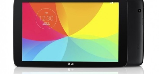 LG announces G Pad 10.1 Global Availability
