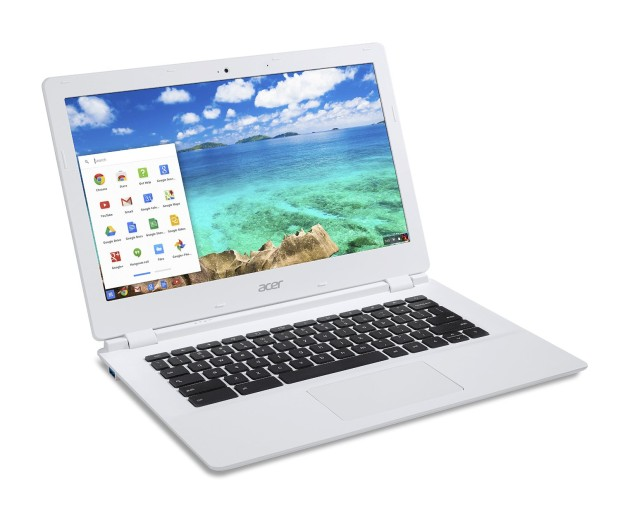 Acer Chromebook 13 CB5 with NVIDIA K1 CPU on Pre-order; pricing $279