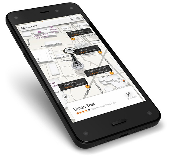 Amazon Fire Phone gets Software Update, bringing host of new features
