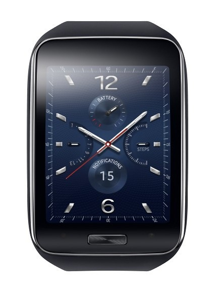 Samsung unveils Gear S 3G Smartwatch; running on Tizen OS