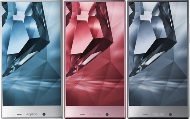 Sharp launches Aquos Crystal and Crystal X in Japan, Sprint to offer in USA