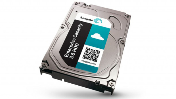Seagate introduces World's First 8TB HDD for Data Centers