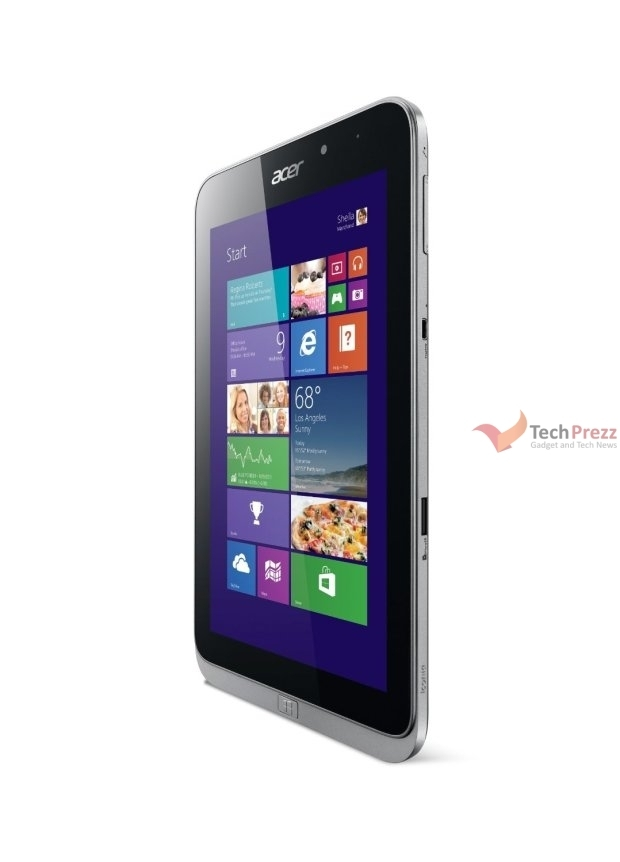 Acer Iconia W4 Windows Tablet