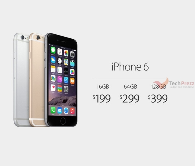 Apple Iphone 6 full specs and price