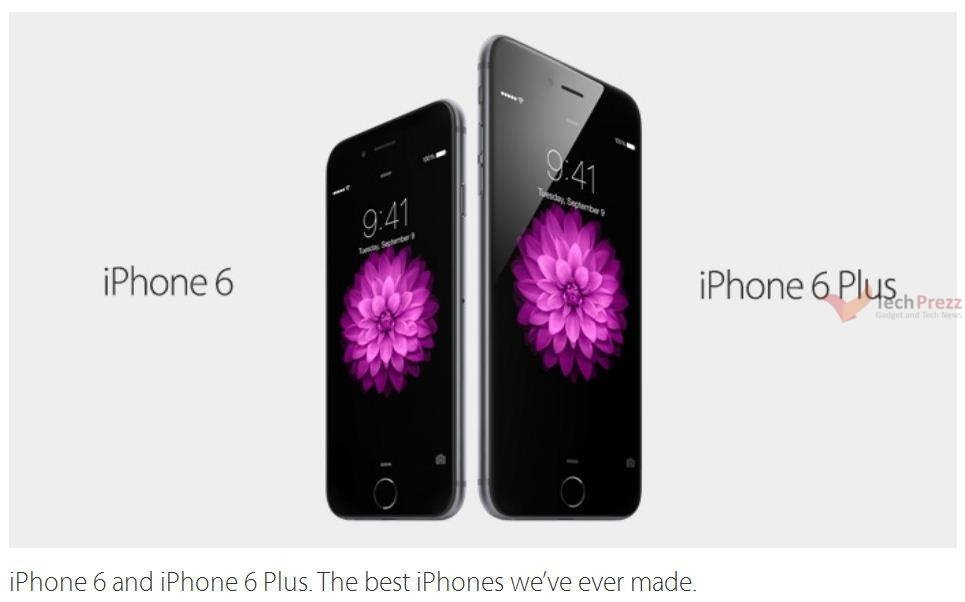 Apple iphone 6 and 6 Plus, specs and complete features