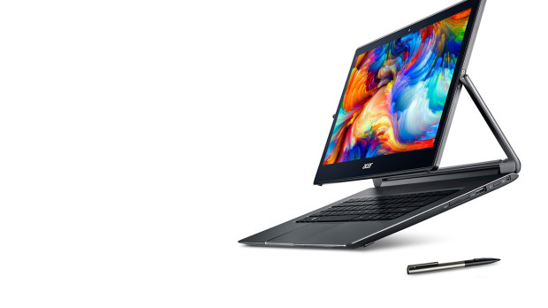 Acer unveils Aspire R 13 and R 14 Convertible Laptops