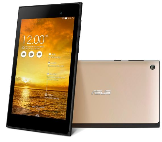 Asus MeMO Pad 7 is a 64-bit Android Tablet, pricing $199