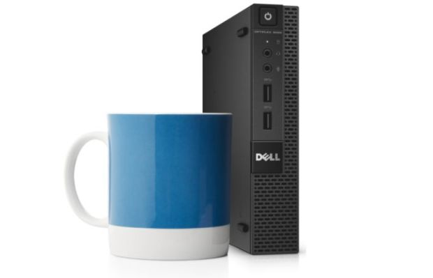 Dell OptiPlex 3020 and 9020 Micro PCs