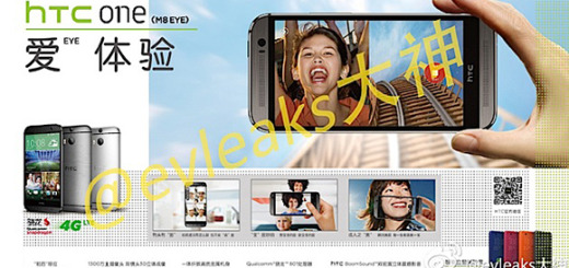 HTC M8 Eye Press Image spotted; to be launched soon