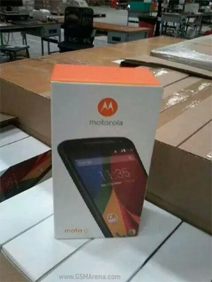 Motorola Moto G2 in Flipkart Warehouse