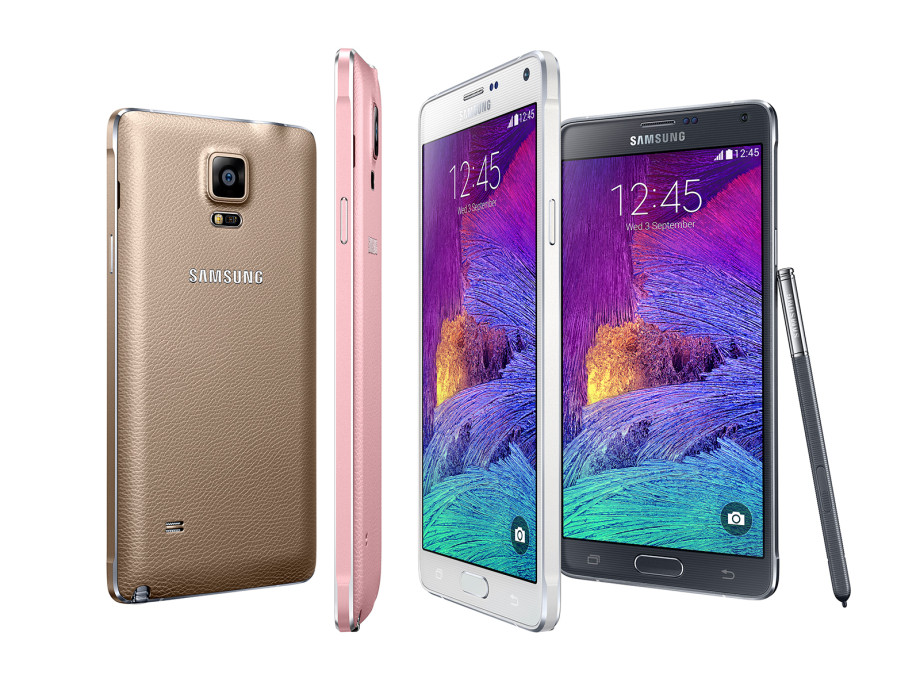 SamsungGalaxy Note 4