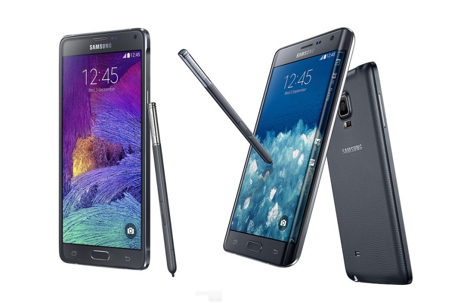 SamsungGalaxy Note 4 and Note Edge Specs and features