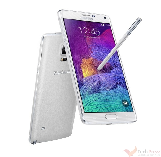 Samsung Galaxy Note 4 US Release Date October 14, pre-order