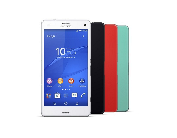 Sony Xperia Z3 Compact and E3 unveiled at IFA 2014