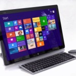 """Lenovo Horizon 2S and 2e are Massive """"All-in-One"""" Tablets; Spec and Price"""