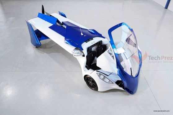 Slovakia S Aeromobil 3 0 Flying Car Unveiled At Pioneers