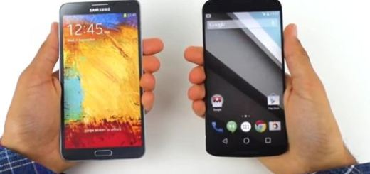 Google Nexus X compared to iPhone 6, Nexus 5, Note 3 and more on Video