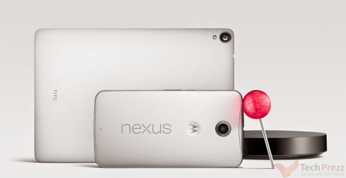 Google's HTC Nexus 9 and Motorola Nexus 6 specs, price and Release