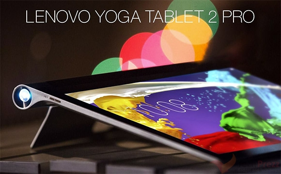 Lenovo Yoga Tablet 2 Pro specs, price and features