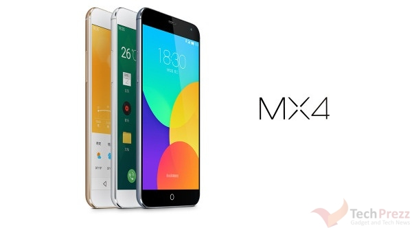 Meizu MX4 Malaysia Release and Price