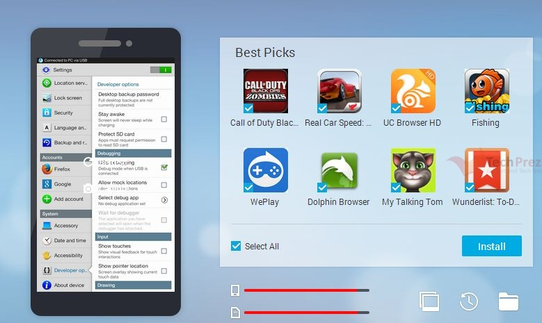 How to download and install Android Apps via PC from Google Play