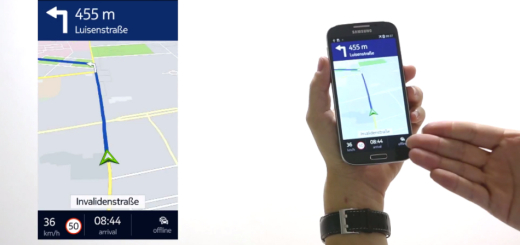Nokia HERE Maps for Android releases; available for download
