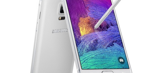 Samsung Galaxy Note 4 Specs and Features Infographic