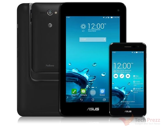 AT&T Asus Padfone X mini Release Date, specs and price