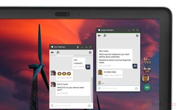Google Hangouts App for Windows and Chrome OS