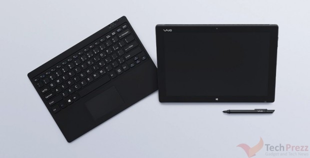 VAIO Prototype Tablet PC
