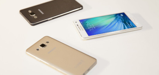 Samsung galaxy A3, A5 in Taiwan