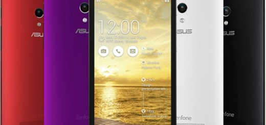 Asus ZenFone Lollipop update