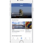 Facebook starts rolling out video feed