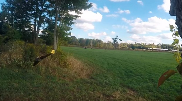 MIT's autonomous Drone can evade Obstacles flying at 30mph