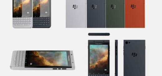 Vienna, BlackBerry's new QWERTY Android device leaked