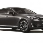 2017 Genesis G90 more details revealed; to come with optional 420hp V8 Engine